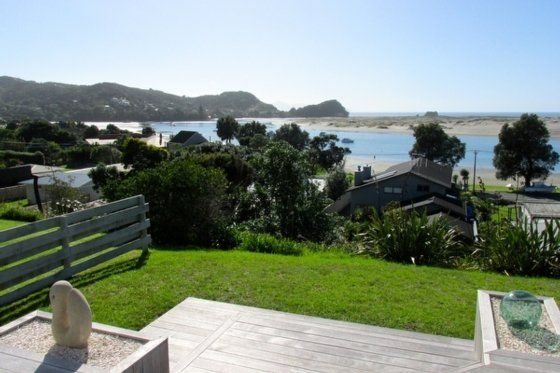 Paradise Views - Mangawhai Holiday Home