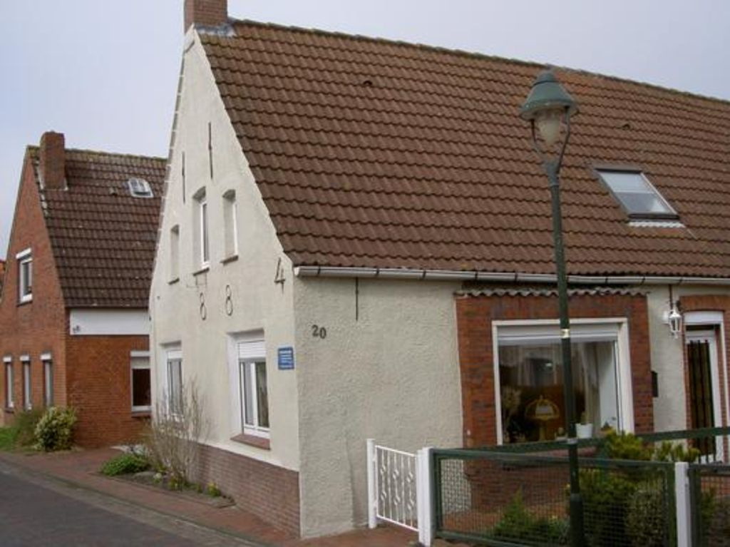 Apartment Krummhörn for 2 - 5 people with 2 rooms - Apartment in a two family house