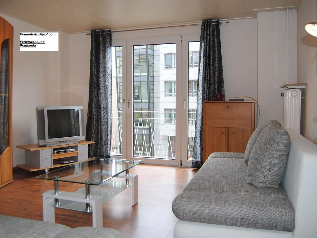 Modern and comfortable city apartment in the middle of Nuremberg / W-LAN - Nuremberg - appartement