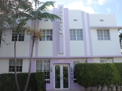 Beautifully Renovated Art Deco Building in the heart of South Beach!!