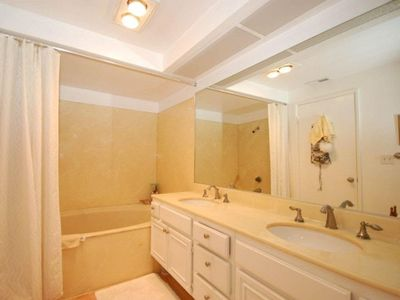 Large Master Bath w/ Oversized Tub and Separate Water Closet.