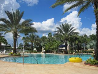 Reunion condo photo - Waterpark - Pool and Lazy River! Special access required.