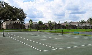 Lake Berkley villa photo - Tennis court