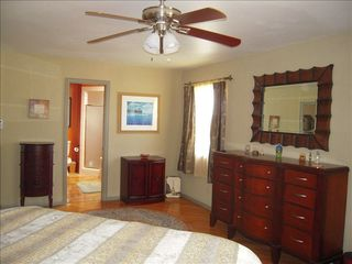 Coronado house photo - Master Suite - Dresser, Jewelry Armoire, Cabinet and Master Bath