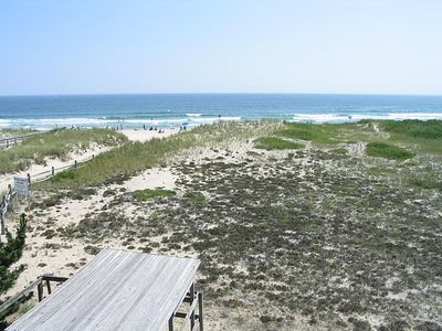 Fire Island Beach - 4 miles from house