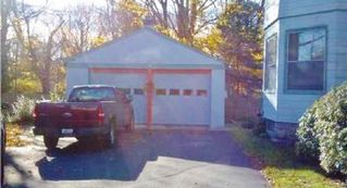 South Kingstown house photo - Driveway with 2 car garage