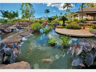 Kapolei villa photo - Koi Ponds