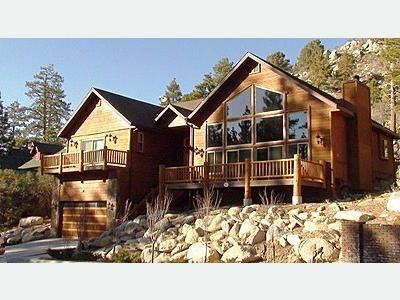 Big Bear Lake cabin rental