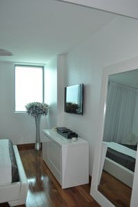 Master Bedroom / Flat Screen TV