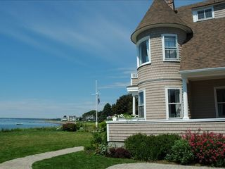 Kennebunk Beach house photo - Ocean view from turret side