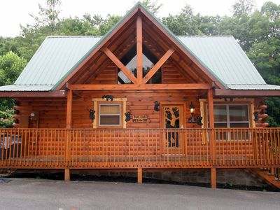 Bear Creek Lodge 2 minutes from the Parkway of Pigeon Forge