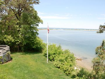 View from Private Deck off Master Bedroom