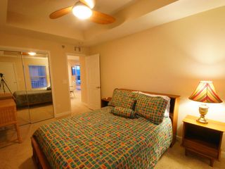 Osage Beach condo photo - The Fourth Bedroom offers a Full Sized Bed and Ceiling Fan