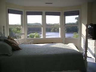 Chatham house photo - Master Bedroom--Wake up to this view !