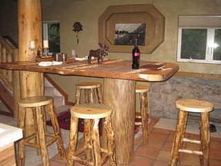 Nederland lodge vacation rental photo