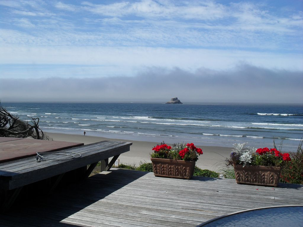 Cannon beach vacation rental vrbo 248775 4 br northern for Beach house rentals cannon beach