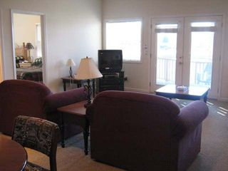 Hot Springs Village house photo - Downstairs Living Room Area with View into 1st Guest Bedroom
