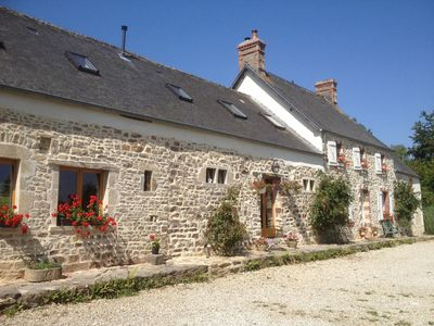 Stunning Gite ideal for a romantic getaway or a family holiday.