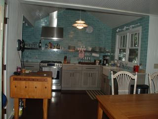 Ferrisburg house photo - The Kitchen