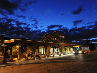 Park City Transit Center just 1 minute away