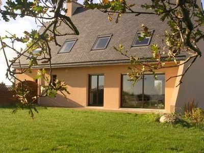 Peaceful house, with terrace , Lanmodez, Brittany