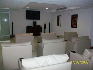 Puerto Vallarta condo photo - Private onsite movie theatre