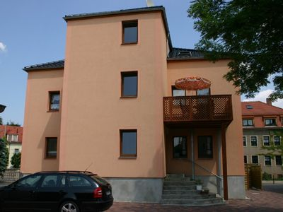 Accessible vacation accommodation close to the center in the regional capital
