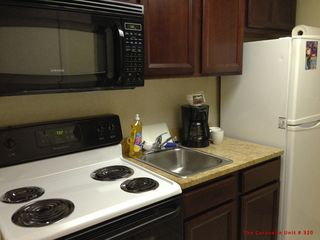 Caravelle Resort condo photo - Full kitchen