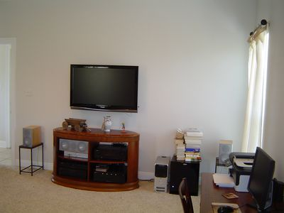 Entertainment room - main floor