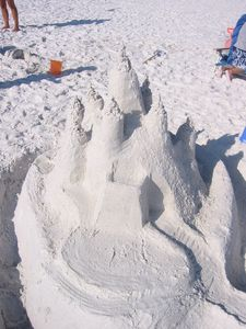 Best sand castle sand you will ever see