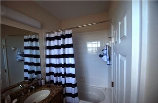 Tampa townhome photo - Bathroom # 2 Tub & shower, vanities