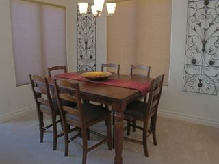 Lake Las Vegas house photo - Dining for 8 with butterfly pub style table