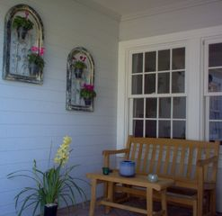 Point Loma house photo - Relax on the Front Porch
