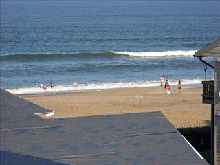 Virginia Beach house photo - One of the beach views from the 4th level deck