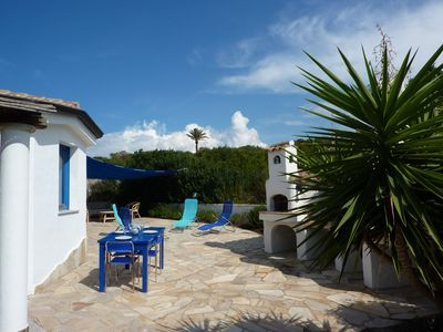 CALAMENHIR COTTAGES in the south-west of Sardinia