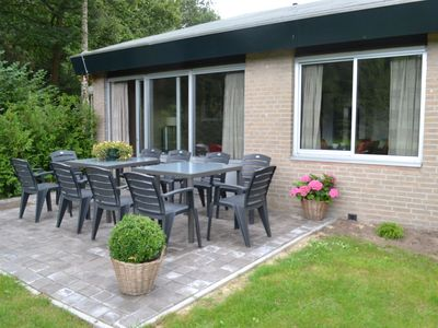 Recently renovated property, in the middle of the Drentse forest.