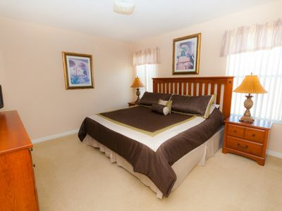 Haines City villa rental - Master 2 also with King bed