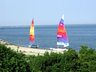 Hampton Bays cottage photo - beach view