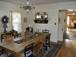 Brant Lake farmhouse photo - Beautifully Decorated and Appointed Interior