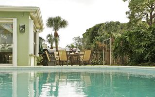 Pompano Beach house photo - Heated Pool