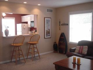 Living Room - Petoskey condo vacation rental photo