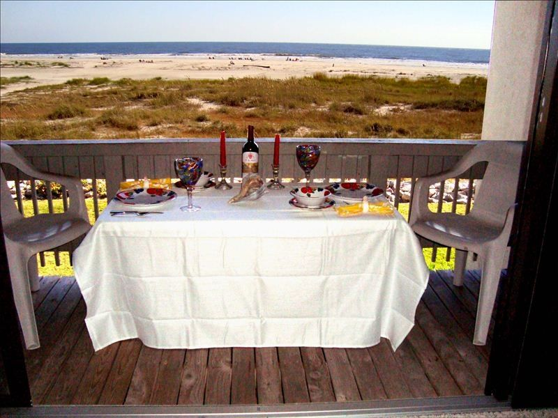 Fripp Island Beach Chair Rentals