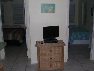 Indian Rocks Beach cottage rental - New Furniture