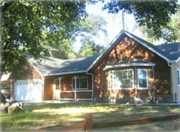 """Pioneer chateau / country house rental - Front of house """"Peaceful Country Setting""""!"""