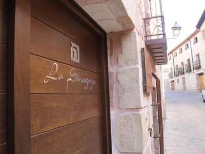 Exclusive charming accommodation in Siguenza.