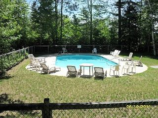 North Conway townhome photo - Association pool is just a short walk from our Condo.