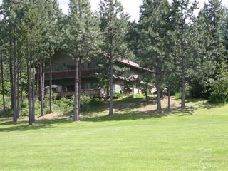 Secluded from the river, private for your retreat - Sandpoint house vacation rental photo