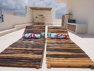 Puerto Morelos villa photo - Sky Terrace