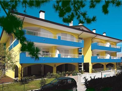 Apartment for 4 people close to the beach in Bibione