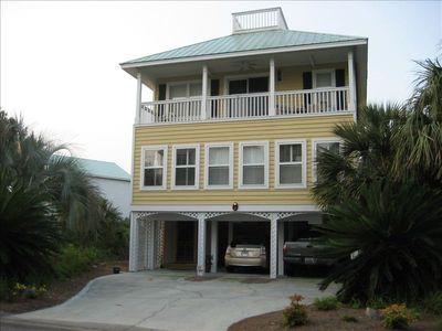 Harbor Island house rental - 3 Bedroom island home, a 3 minute walk to the beachfront.